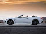 Images of Maserati GranCabrio MC 2013