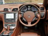 Maserati GranCabrio UK-spec 2010 photos