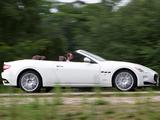 Maserati GranCabrio UK-spec 2010 pictures