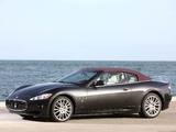 Maserati GranCabrio 2010 wallpapers