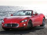 Maserati GranCabrio Sport 2011 photos