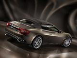 Maserati GranCabrio Fendi 2011 wallpapers