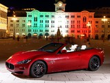 Maserati GranCabrio Sport 2011 wallpapers