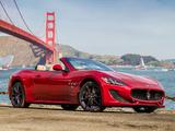 Maserati GranCabrio Sport 2012 pictures