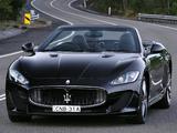Maserati GranCabrio MC AU-spec 2013 images