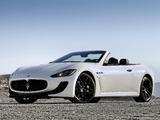 Maserati GranCabrio MC 2013 images