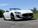 Maserati GranCabrio MC 2013 photos