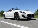 Maserati GranCabrio MC 2013 pictures