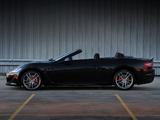 Maserati GranCabrio MC AU-spec 2013 pictures