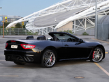 Maserati GranCabrio MC AU-spec 2013 wallpapers