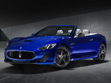 Maserati GranCabrio MC Centennial Edition 2014 photos