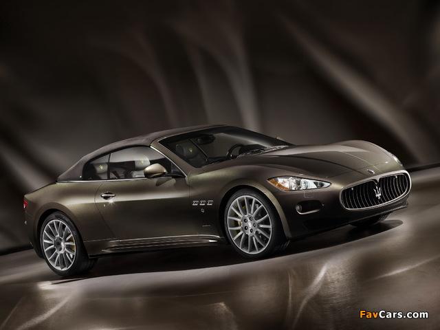 Maserati GranCabrio Fendi 2011 pictures (640 x 480)