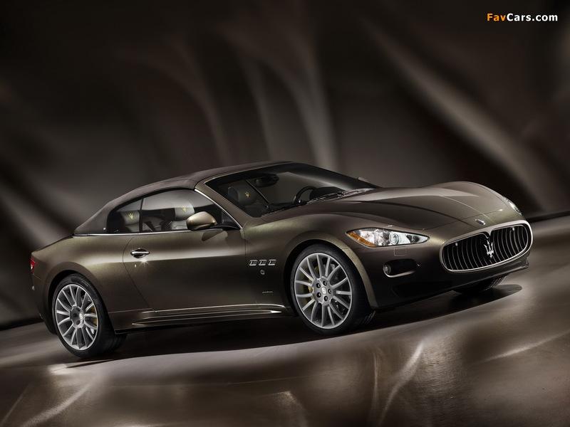 Maserati GranCabrio Fendi 2011 pictures (800 x 600)