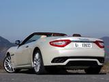 Photos of Maserati GranCabrio 2010