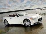 Photos of Maserati GranCabrio UK-spec 2010