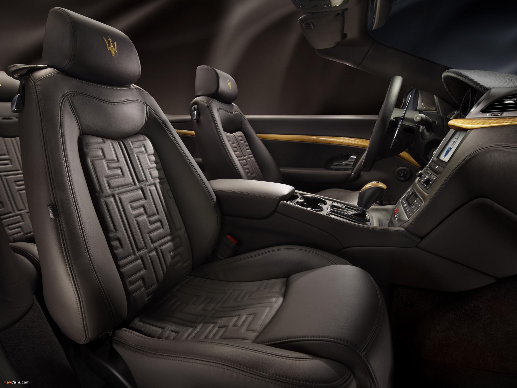 Photos of Maserati GranCabrio Fendi 2011 (2048 x 1536)