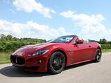 Photos of Maserati GranCabrio Sport 2011