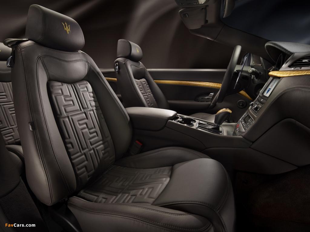 Photos of Maserati GranCabrio Fendi 2011 (1024 x 768)