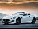 Photos of Maserati GranCabrio MC 2013