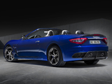 Photos of Maserati GranCabrio MC Centennial Edition 2014