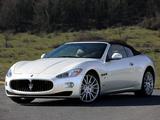 Pictures of Maserati GranCabrio 2010