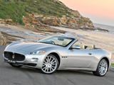 Pictures of Maserati GranCabrio AU-spec 2010