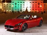 Pictures of Maserati GranCabrio Sport 2011