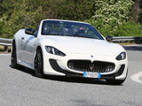 Pictures of Maserati GranCabrio MC 2013