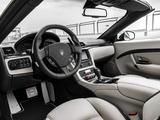 Pictures of Maserati GranCabrio Sport