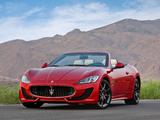 Maserati GranCabrio Sport 2012 wallpapers