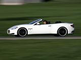 Novitec Tridente Maserati GranCabrio 2011 wallpapers