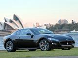 Images of Maserati GranTurismo S AU-spec 2008–12