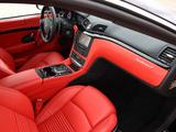 Images of Maserati GranTurismo S 2008–12