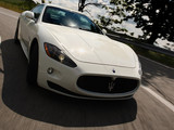 Images of Maserati GranTurismo S 2008–12