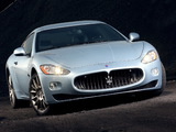 Images of Maserati GranTurismo S Automatic 2009–12