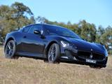 Images of Maserati GranTurismo MC Stradale AU-spec 2010–13