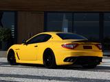Images of Novitec Tridente Maserati GranTurismo MC Stradale 2011