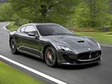 Images of Maserati GranTurismo MC Stradale 2013