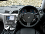 Maserati GranTurismo UK-spec 2007 photos
