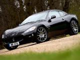 Maserati GranTurismo UK-spec 2007 photos
