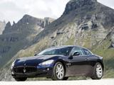 Maserati GranTurismo 2007 wallpapers