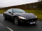 Maserati GranTurismo UK-spec 2007 wallpapers