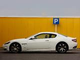 Maserati GranTurismo S 2008–12 pictures