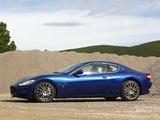 Maserati GranTurismo S Automatic 2009–12 images