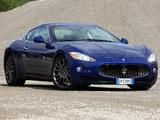 Maserati GranTurismo S Automatic 2009–12 photos