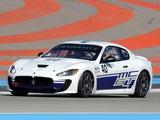 Maserati GranTurismo MC GT4 2009 pictures