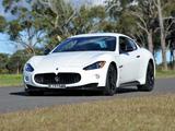 Maserati GranTurismo S MC Sport Line AU-spec 2009–12 pictures