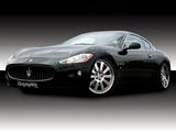 Cargraphic Maserati GranTurismo 2009 pictures