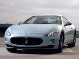 Maserati GranTurismo S Automatic 2009–12 pictures