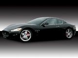 Cargraphic Maserati GranTurismo 2009 wallpapers